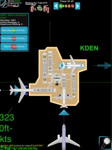 Control Runways at Airports