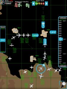 ATC Radar Display