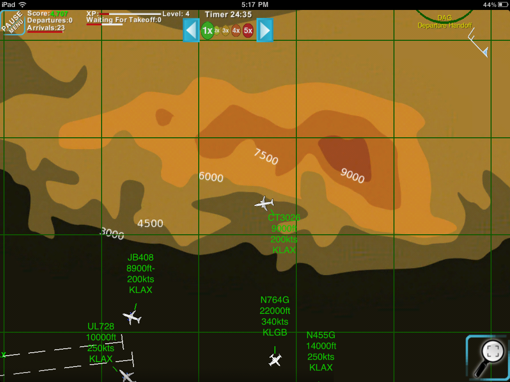 ATC – Air Traffic Control « Looking West Apps
